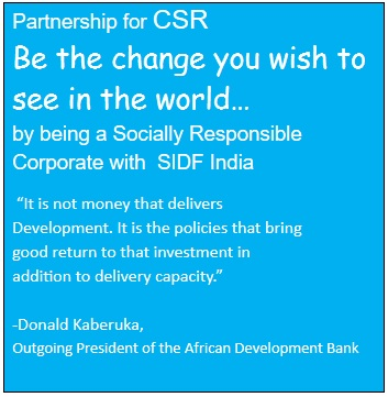Partnership for CSR